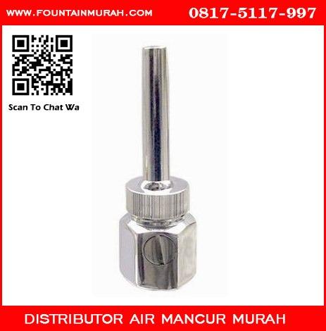 Nozzle Murah Adjustable Single Shooting Kuningan