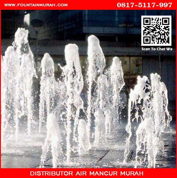 Nozzle air mancur dengan kualitas tinggi frothy nozzle stainless steel