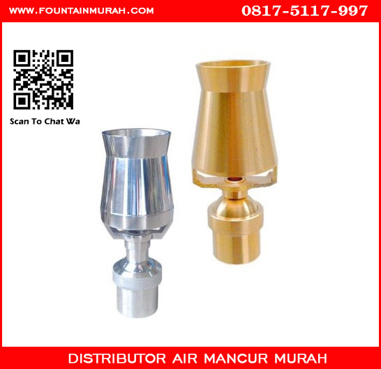 Nozzle air mancur ice tower berkualitas